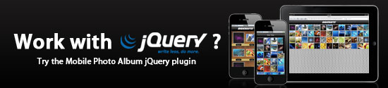 Mobile Gallery jQuery plugin