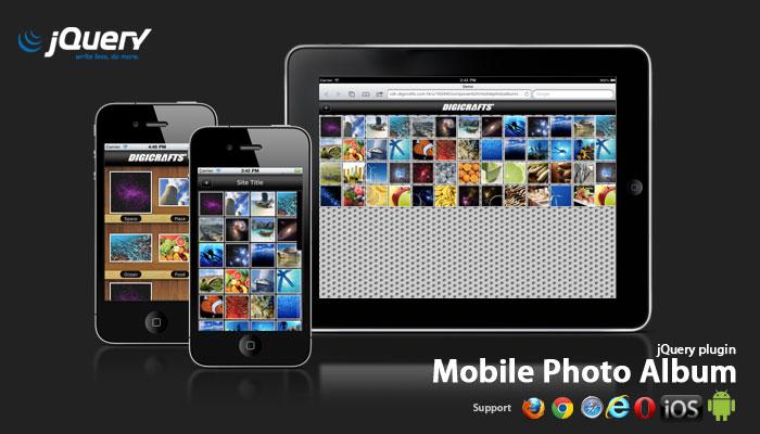 最佳6款用于移动网站开发的 jQuery 图片滑块插件