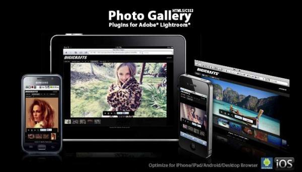 HTML5 CSS3 Photo Gallery